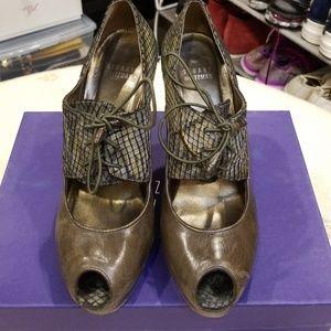 Stuart Weitzman Shoes - Stuart Weitzman platform Shoes